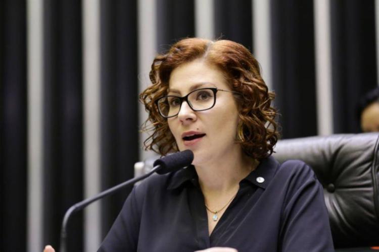 Deputada propôs que Moro aceitasse troca na PF para conquistar um cargo no STF | Foto: Michel Jesus | Câmara dos Deputados - Foto: Michel Jesus | Câmara dos Deputados