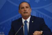 Senadores afirmam que CPI deve convocar Onyx Lorenzoni | Foto: Marcello Casal Jr | Agência Brasil