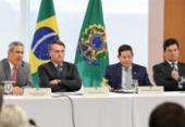 Em reunião, Bolsonaro faz pressão sobre órgãos de inteligência e xinga governadores | Foto: Divulgação | Agência Brasil