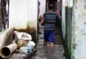 Chuva alaga bairro de Pirajá nesta quarta | Foto:
