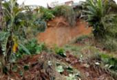 Codesal registra 41 deslizamentos de terra nesta sexta-feira | Foto: Divulgação | SSP