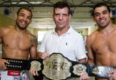 Treinador de Aldo e Barão, Dedé Pederneiras testa positivo para Covid-19 | Foto: Divulgação