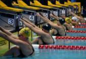 Campeonato Pan-Pacífico de natação é transferido de 2022 para 2026 | Foto: Martin Bureau | AFP