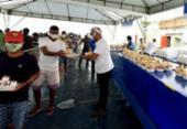 Restaurante Popular é inaugurado em Pau da Lima | Foto: Valter Pontes | Secom