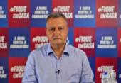 "Rui critica Bolsonaro por fake news sobre políticos baianos: ""Esquema criminoso"" | Foto: Foto: Camila Souza | GOVBA"