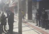 Casal é preso suspeito de roubar mulher após saque do auxílio emergencial | Foto: