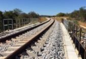 Edital de ferrovia depende só do TCU | Foto: Ministério da Infraestrutura