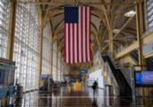 Capital dos EUA inicia desconfinamento | AFP|