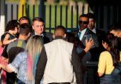 Band, Folha e Globo suspendem cobertura no Palácio | Marcello Casal Jr | Agência Brasil