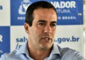 Bruno Reis assegura: 'Folia só com aprovação de vacina' | Max Haack | Secom