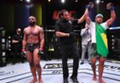 Durinho vence Woodley e sonha com título da categoria | Divulgação | UFC