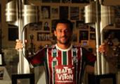 Após quatro anos, Fred acerta seu retorno ao Fluminense | Divulgação | Fluminense F.C