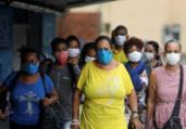 Máscaras caseiras são eficazes na proteção, diz estudo | Felipe Iruatã | Ag. A TARDE