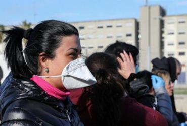 Número de mortes por dia em razão do coronavírus desacelera na Itália | Reprodução