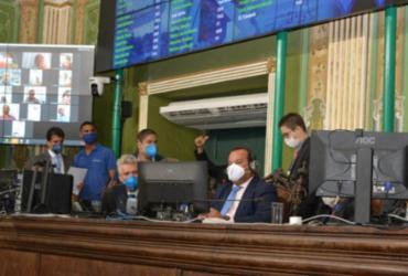 Câmara de Salvador aprova antecipação de feriados e auxílio para contaminados com Covid-19 | CMS