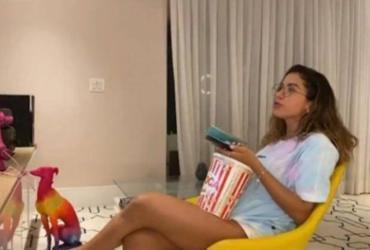 Anitta ironiza críticas que tem recebido do público ao longo da semana | Reprodução