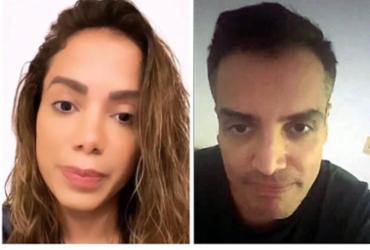 Leo Dias afirma ter sido usado por Anitta e que cantora fez sucesso usando o corpo | Reprodução | F5