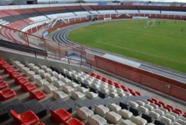 Atlético de Alagoinhas tem sede invadida e acervo de troféus destruídos | Divulgação | Prefeitura de Alagoinhas