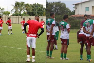 Clubes de Feira de Santana vivem situações opostas para a sequência da temporada | Reprodução | Instagram