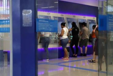 Entidades não chegam a acordo sobre funcionamento de bancos em feriados antecipados | Uendel Galter | Ag. A TARDE