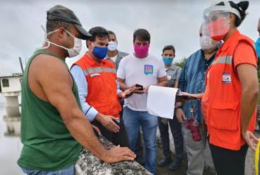 Após reunião com MPF, Marinha descarta risco de rompimento da Barragem dos Macacos | Divulgação | Secom