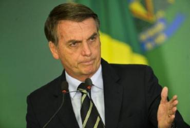 """""""Chegamos no limite. Estou com as armas da democracia na mão"""", diz Bolsonaro sobre operação contra fake news   Divulgação   Agência Brasil"""