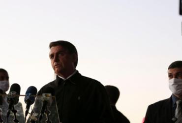 Bolsonaro visita presidente do STF no hospital | Marcello Casal Jr | Agência Brasil