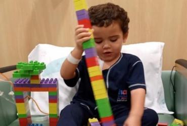 Campanha mobiliza doações de medula óssea para criança com leucemia rara | Arquivo Pessoal