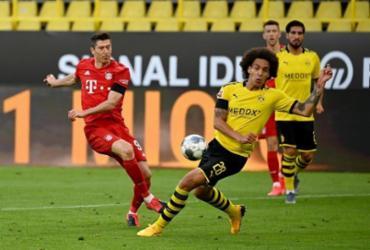 Bayern derrota Borussia e dispara rumo ao octacampeonato alemão | Federico Gambarini | POOL | AFP