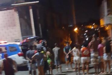 Chacina: quatro pessoas são mortas no bairro da Vila Canária | Reprodução | Repórter Cidadão