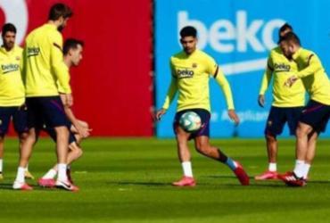 Clubes espanhóis voltam a treinar coletivamente nesta segunda-feira | Reprodução | Instagram