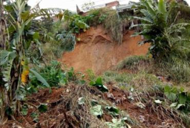 Codesal registra 41 deslizamentos de terra nesta sexta-feira | Divulgação | SSP