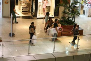 Comerciário diz que setor lojista é o mais afetado com a pandemia | Luciano da Matta | Ag. A TARDE | Arquivo
