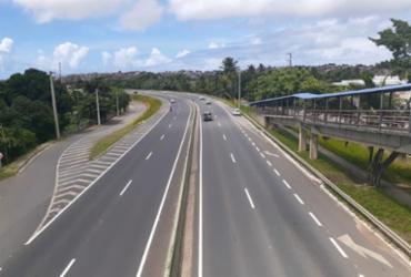 Sistema de rodovias BA-093 recebe obras de manutenção até 31 de maio