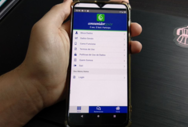 Plataforma gratuita para consumidor ganha versão em aplicativo para celular | Victor Rosa | Ag. A TARDE