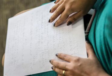 Pessoas com deficiência visual terão leitura em tela na prova do Enem | José Cruz | Agência Brasil