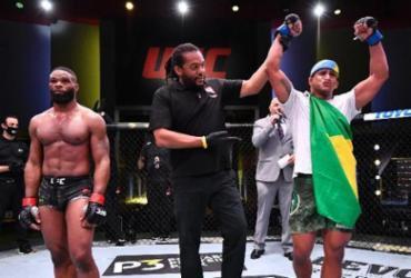 Durinho vence Woodley por decisão unânime e sonha com título da categoria | Divulgação | UFC