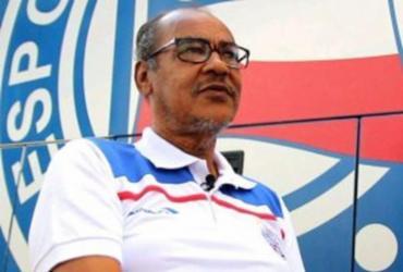 Ídolo do Bahia, Sapatão está internado em estado grave em hospital de Salvador | Reprodução | TV Bahêa