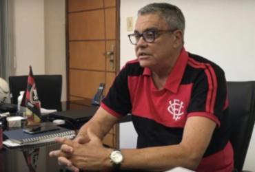 Paulo Carneiro anuncia primeiro aplicativo oficial do Vitória | Reprodução | Redes Sociais