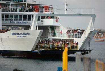 Ferry e lanchas têm operações suspensas na terça e quarta-feira | Felipe Iruatã | Ag. A TARDE