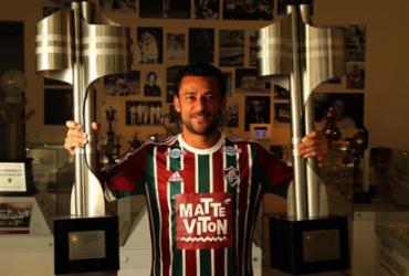 Depois de quatro anos, Fred acerta seu retorno ao Fluminense | Divulgação | Fluminense F.C