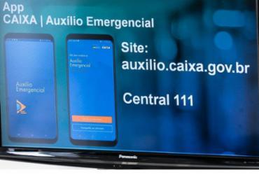 Governo vai disponibilizar lista de quem recebeu auxílio emergencial | Marcello Casal Jr. | Agência Brasil