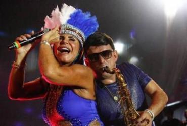 Gretchen completa 61 anos e anuncia noivado com saxofonista paraense | Reprodução | Redes Sociais