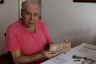 Hobby por excelência, colecionar moedas e cédulas pode ser lucrativo, além de fonte de conhecimento | Adilton Venegeroles | Ag. A TARDE