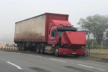 Mais um carregamento de produtos falsificados é apreendido na BR 116