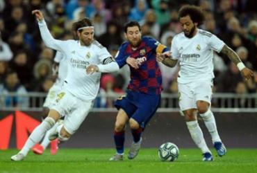 Principal torneiro espanhol, La Liga retorna em junho | AFP