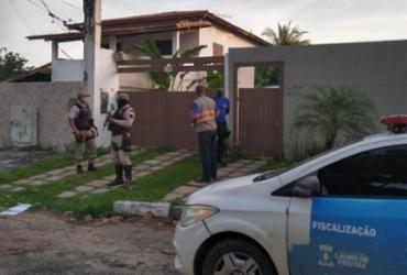 24h após encerrar Covidfest', polícia interrompe nova festa em Lauro de Freitas