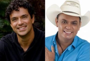 Jorge Vercillo, Frank Aguiar e artistas gospel fazem lives neste fim de semana | Divulgação