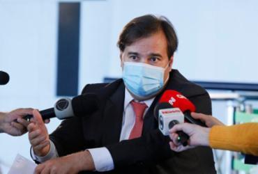 Maia diz que grande desafio do momento é derrotar o coronavírus | Najara Araújo | Câmara dos Deputados