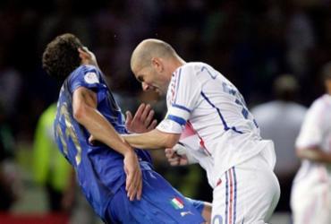 Materazzi revela detalhes sobre agressão de Zidane na final da Copa de 2006 | Divulgação | FIFA